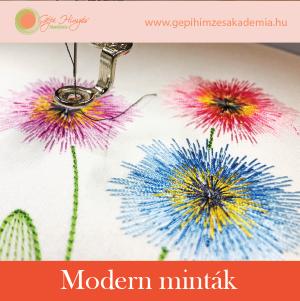 Modern minták